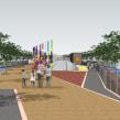 Playgrounds en Tecamac. Un projet de Architecture , et Conception mobile de Bruno Arancibia - 22.01.2021