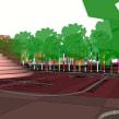 Playgrounds en Tuxtla Gutiérrez. Un projet de Architecture de Bruno Arancibia - 28.02.2021