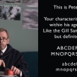 It Snows In Benidorm - Movie credits. Un projet de Design  de Holke 79 - 09.08.2021
