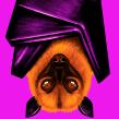 Flying Fox. Um projeto de Ilustração de Brad Woodard - 19.08.2021