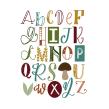 Alfabeto autunnale. Un progetto di Lettering, Lettering digitale, H , e lettering di Chiara Bacchini - 01.09.2021
