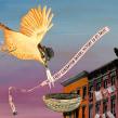 My project in Creative Collage: Telling Stories in Layers course. Un projet de Illustration, Collage, Papercraft, Illustration numérique, Stor, telling, Conception digitale, Communication, Narration et Illustration éditoriale de Ellen Weinstein - 09.09.2021