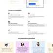 Blush. Um projeto de UI / UX e Design de Pablo Stanley - 10.05.2020