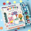 Everybody Potties. Songs to Help You Go!. A Illustration, Character Design, and Design project by Pamela Barbieri - 09.15.2021
