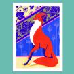 Animal + Motif série / Personnal Work . Un proyecto de Ilustración de Roxane Campoy - 22.09.2021