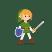 Link en la Mazmorra. Un proyecto de Animación, Diseño de personajes, Animación de personajes y Animación 2D de Moncho Massé - 30.09.2021