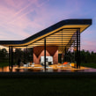 Pine Acres Forest House. Un projet de Architecture , et Architecture numérique de Ehab Alhariri - 30.09.2021