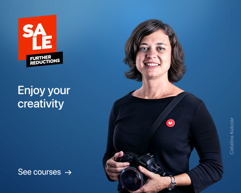 Further Reductions: Discover the latest discounts on courses