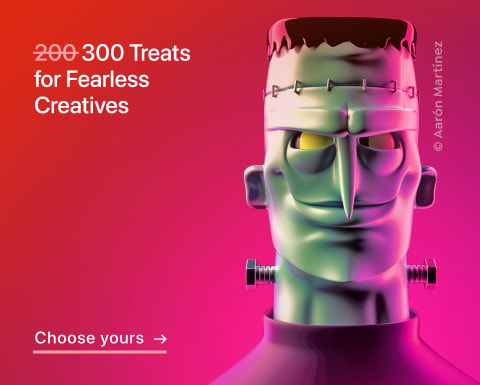 300 Treats for Fearless Creatives