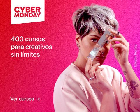 Cyber Monday: Cursos al 75% dto.