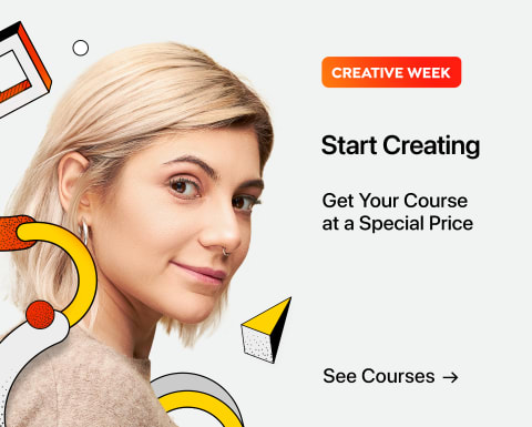 Get Your Course at a Special Price