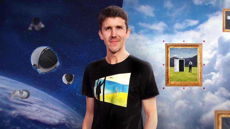 Colagem animada com o AdobeAfterEffects