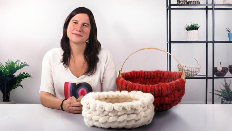 Contemporary Artisanal Basketwork