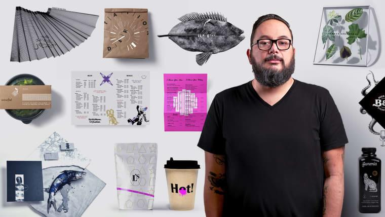 Branding em três tempos: brief, conceito e criação visual