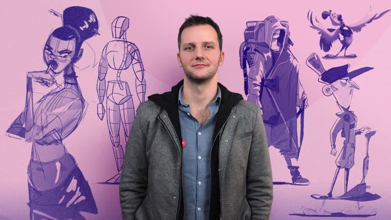 Introdução ao desenho de personagens para animação e videogames