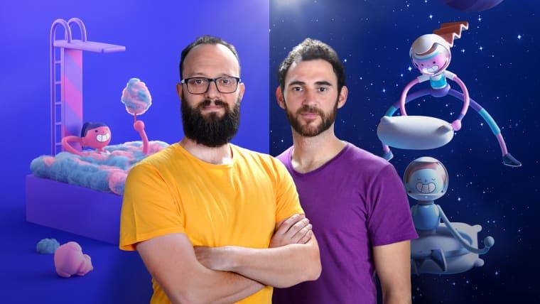 Creation of Animated Short Films in 3D for Social Media