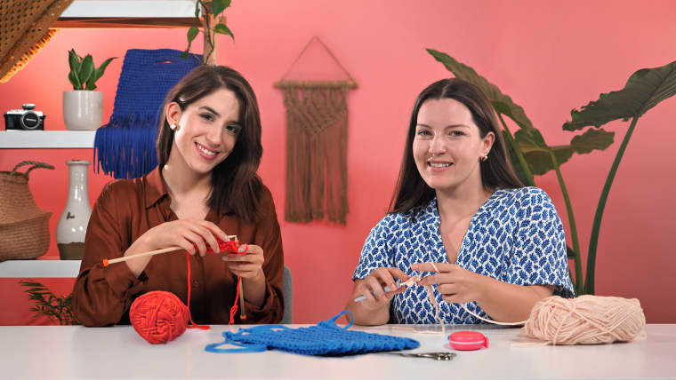 Knitting and Crochet Basic Techniques