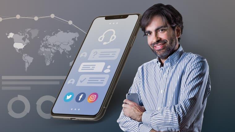 Stratégie de service client sur les réseaux sociaux