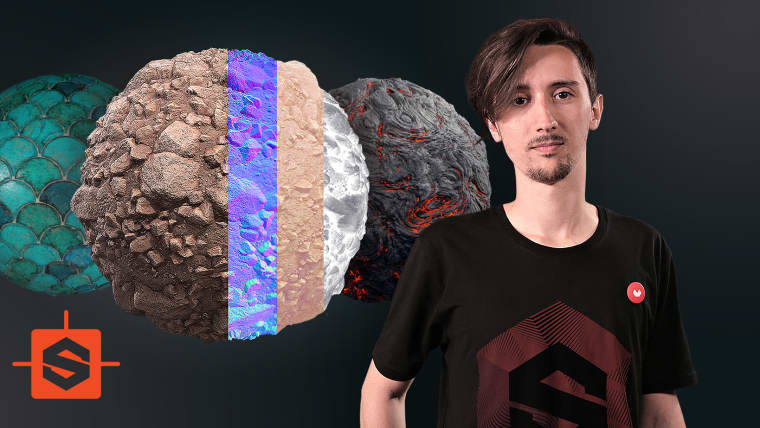 Introduction to Texture Creation with Substance Designer
