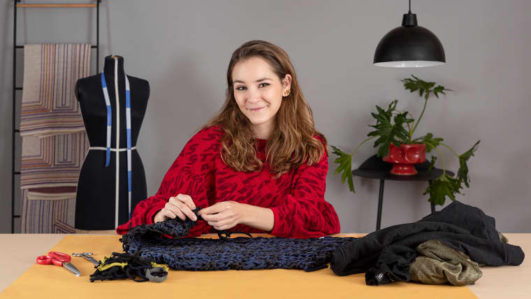 Sustainable Fashion: Introduction to Upcycling