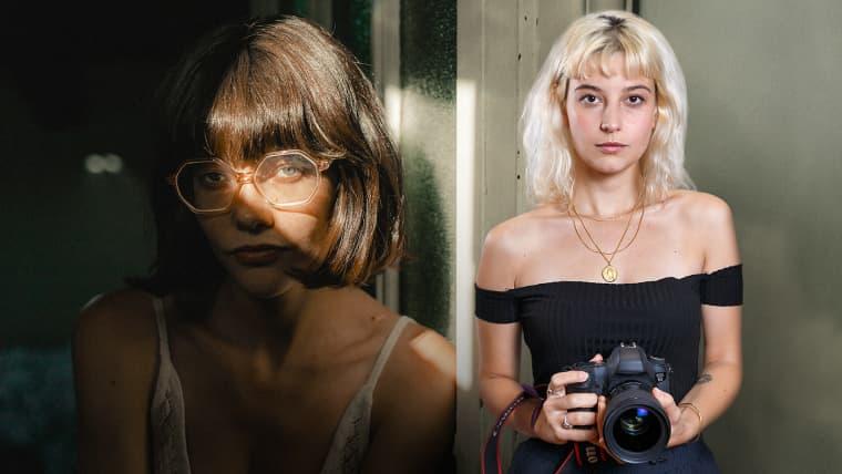 Portrait photographique intimiste