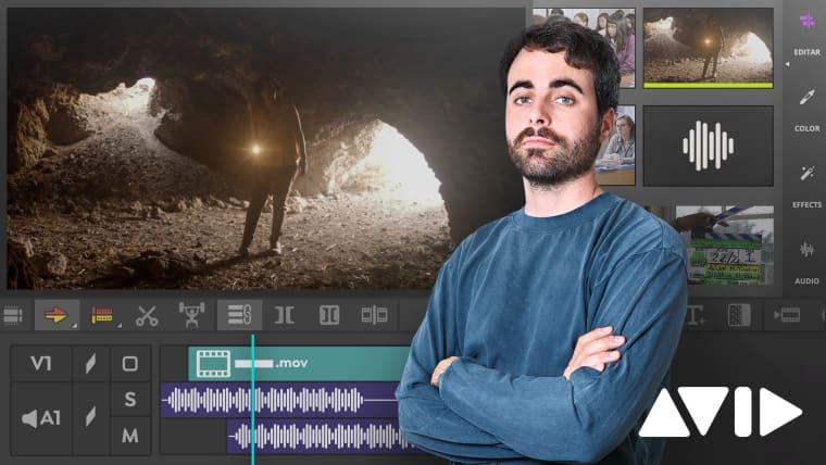 Introduzione a Avid Media Composer