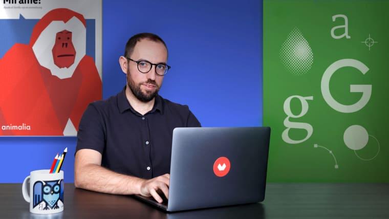 Basi del graphic design per illustratori