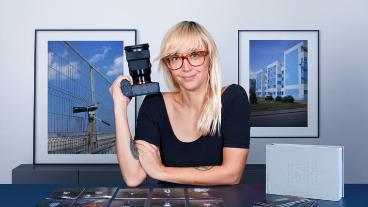 Criação de projetos fotográficos