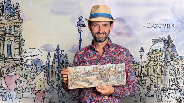 Urban Sketching: expresa tu mundo con una nueva perspectiva