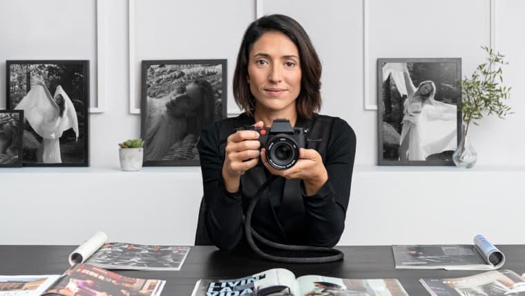 Leite Personen für Porträtfotografie