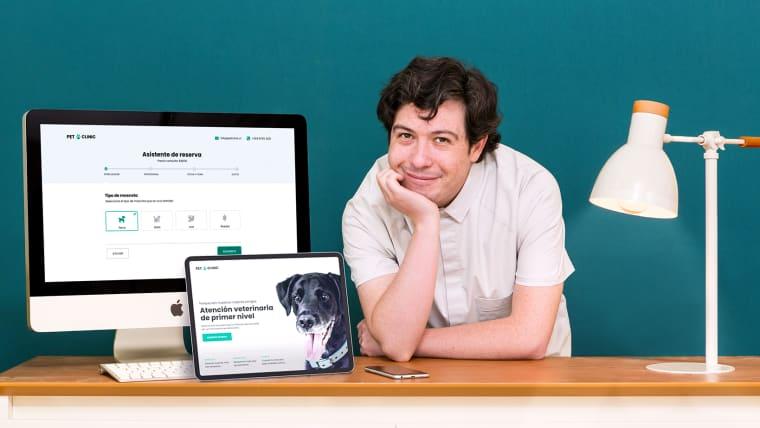 Design von Interfaces für Webseiten und Anwendungen