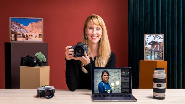 Fotografie für Anfänger: Grundlagen der Digitalkamera