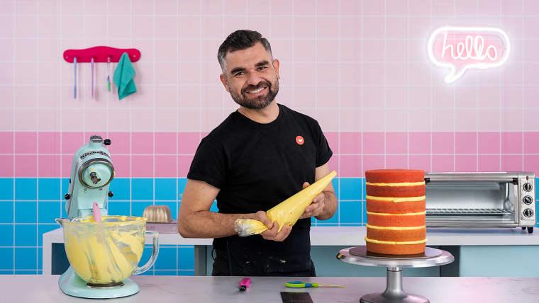 Cake design: techniques décoratives modernes