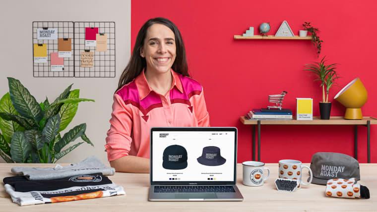 Impression à la demande pour créatifs : concevez et vendez vos propres produits