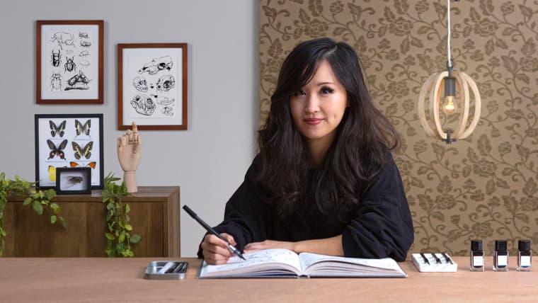 Sketching diário para inspiração criativa