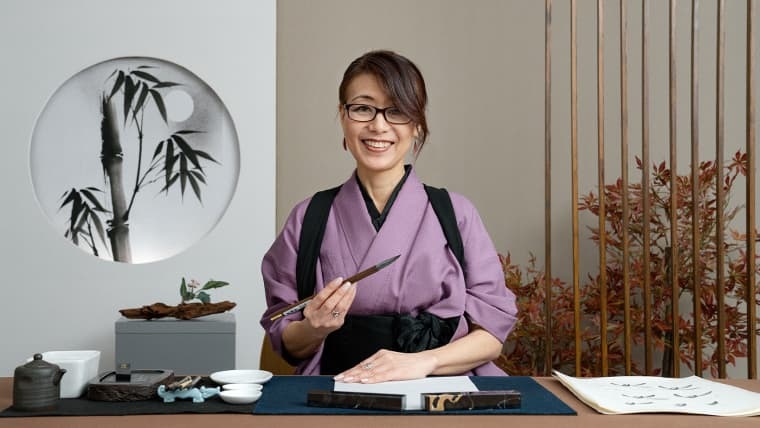 Introduction to Sumi-e Painting