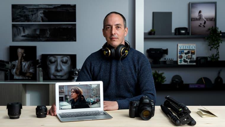 Creación de cortometrajes documentales con cámara DSLR