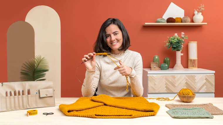 Introduction to Knitting with Circular Needles