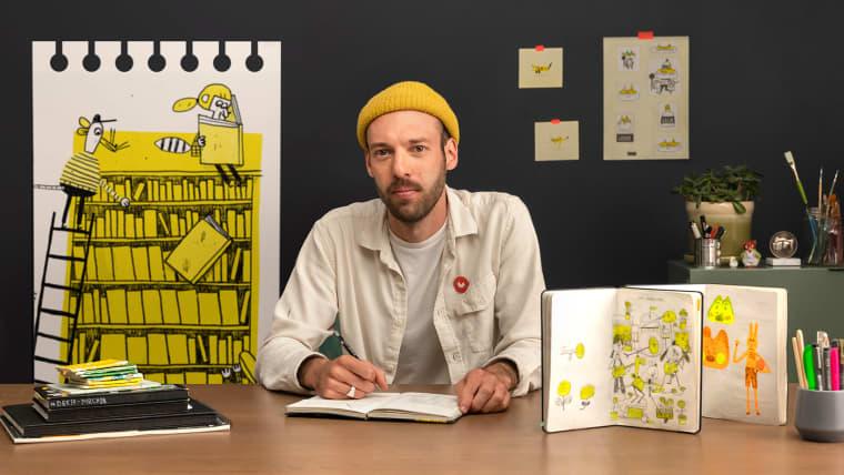 Sketching diario: desarrolla tu visión artística