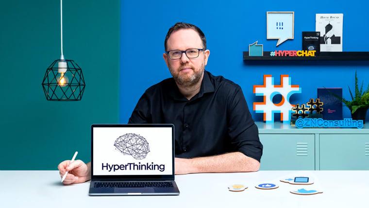 Branding personal digital: metodología HyperThinking
