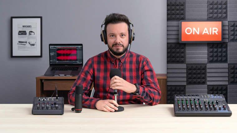 Creazione di un podcast da zero