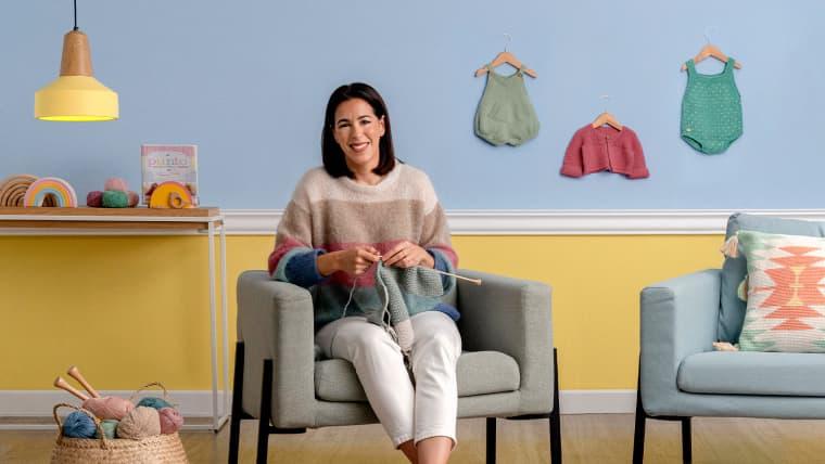 Knitting for Children's Garments