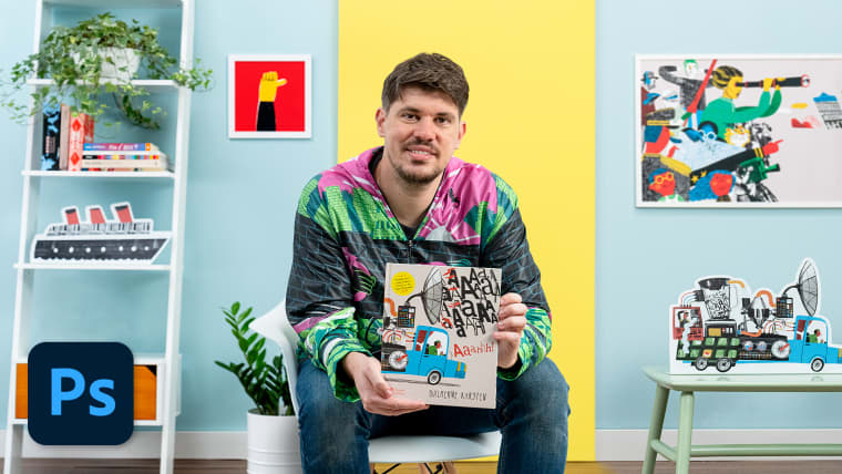 Children's Picturebooks with Digital Techniques