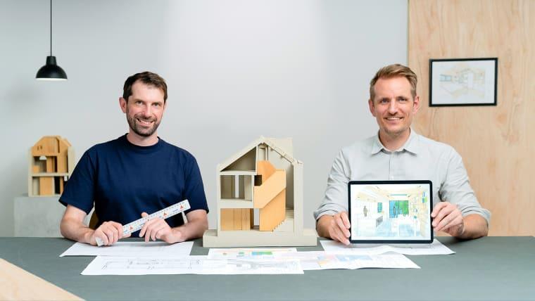 Dibujo arquitectónico: la perspectiva de un punto