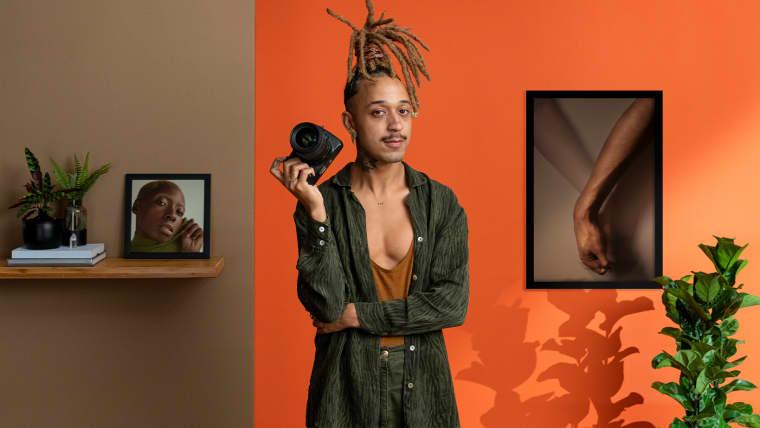 Photo de portrait artistique : étudiez le langage corporel