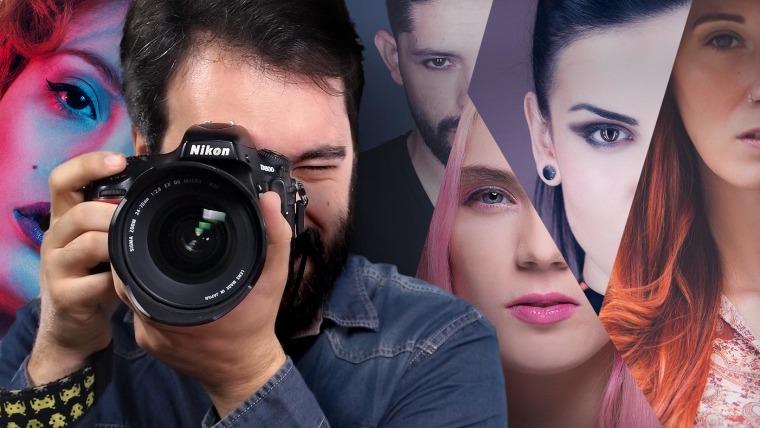 Studio Photography: Lighting as a Creative Resource