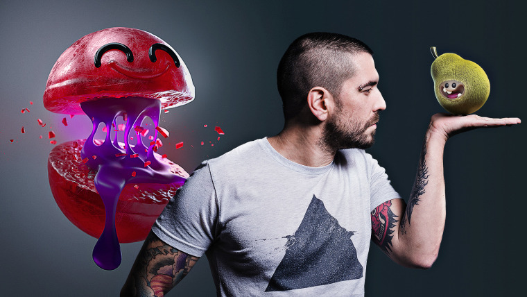 Creation of Characters with ZBrush and Cinema 4D