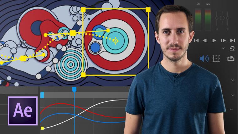 Animaciones expresivas en motion graphics