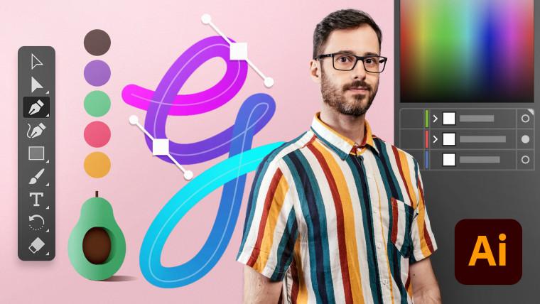 Adobe Illustrator: Graphic Design for Beginners