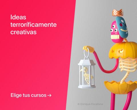 Ideas terroríficamente creativas